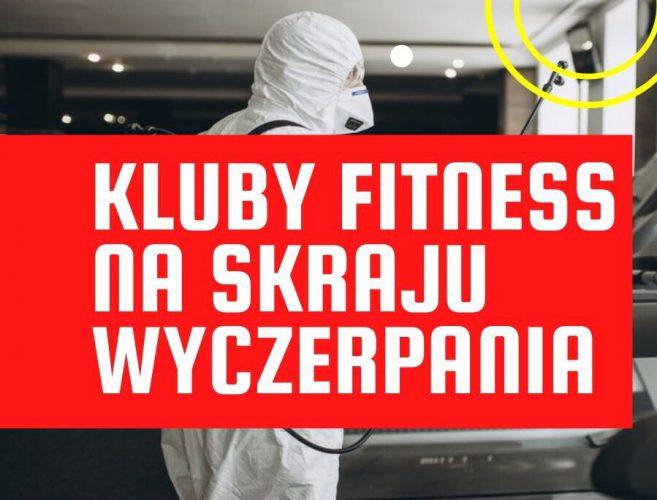 zamknięcie branży fitness