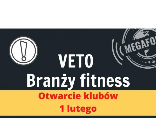 veto branży fitness