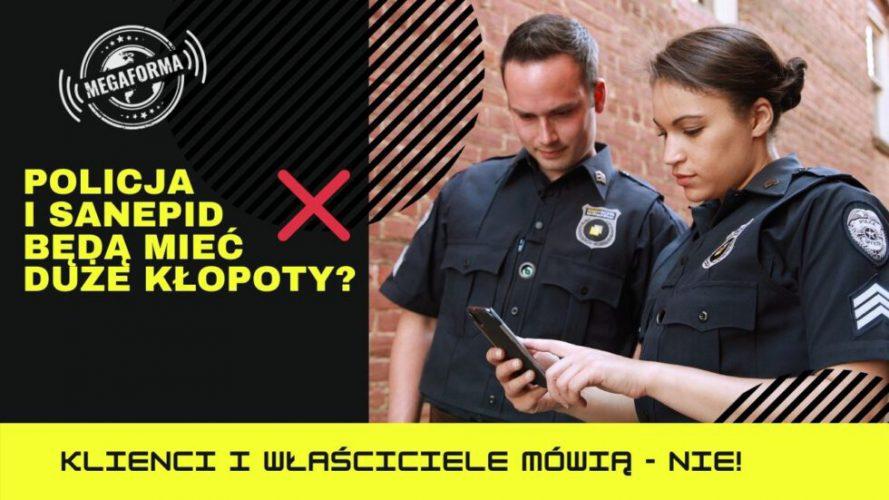 Bezprawne interwencje policji w siłowniach i klubach fitness!