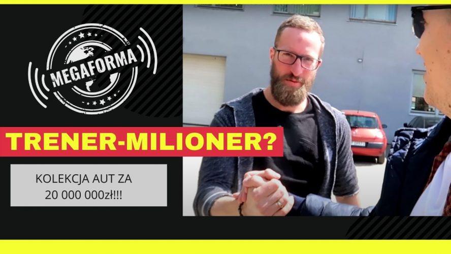 Wojeciech Jusiel milioner