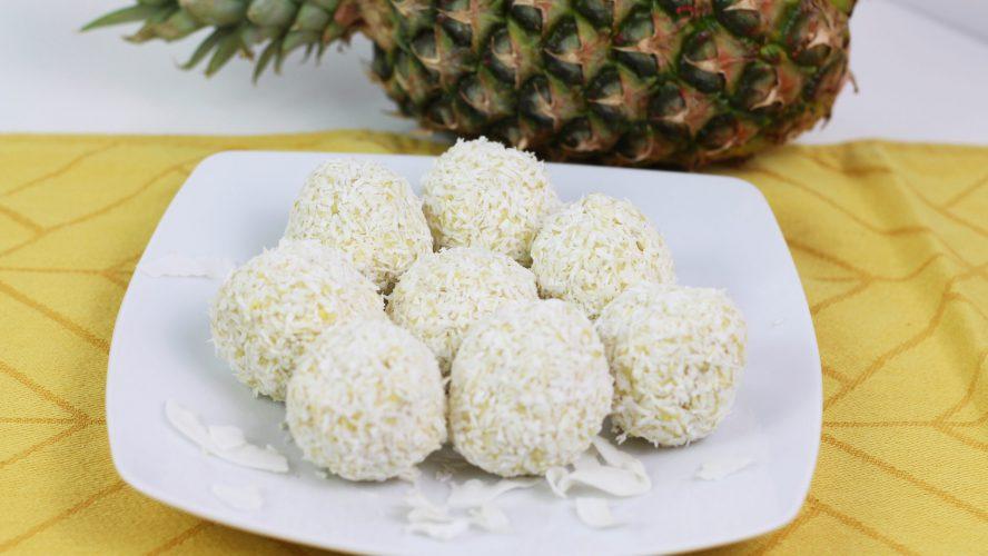 kokosowe kulki rafaello