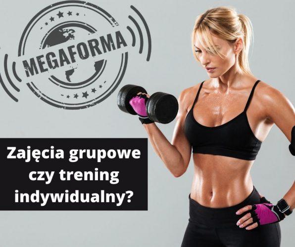 Zajęcia grupowe czy trening indywidualny_
