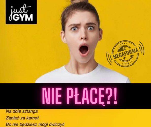 just gym reklamacje